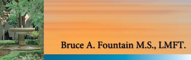 Bruce Fountain - Licensed Marriage and Family Therapist